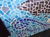 Dolphin Mosaic Mailbox