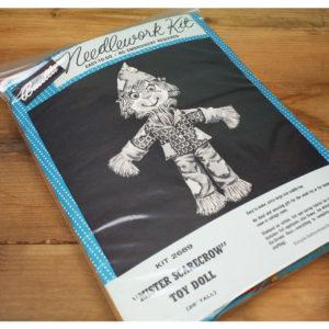 "Bucilla Doll Kit #2689 ""Scarecrow"""