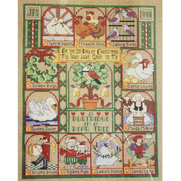 Craft Collection Cross Stitch Kit