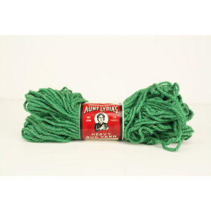 Aunt Lydia Heavy Rug Yarn - Emerald